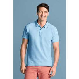 Softstyle� Adult Double Pique Polo