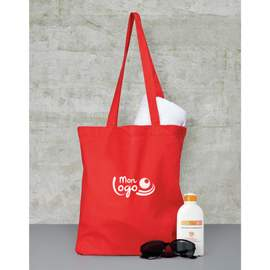 Cotton Bag poign�es longues